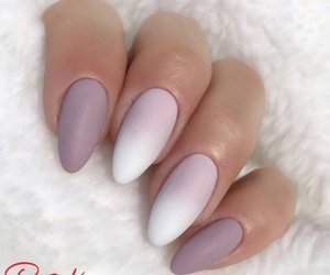 beautiful, nails, and pink image