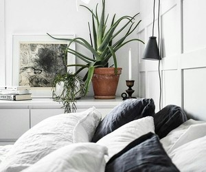 interior, bedroom, and decor image