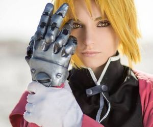anime, Full Metal Alchemist, and cosplay image