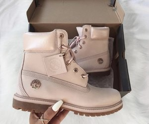fashion, shoes, and timberland image