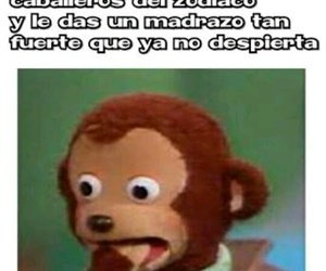 Saint Seiya and memes en español image