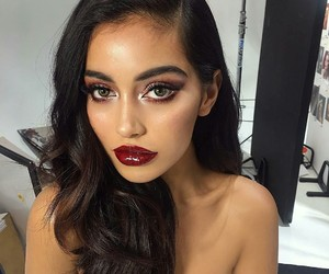 brunette, cindy kimberly wolfie, and girl image