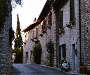 travel, street, and house image