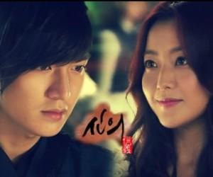 faith, lee min ho, and kim hee sun image