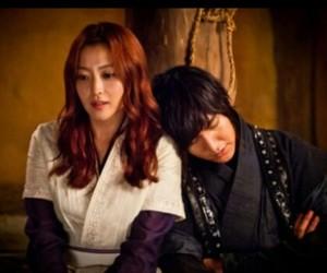 lee min ho and kim hee sun image
