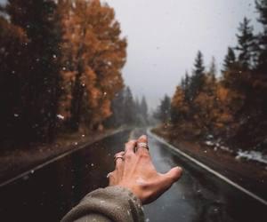 autumn, photo, and girl image