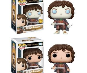 chase, frodo baggins, and funko pop image