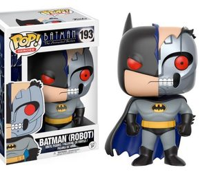 animated, batman, and heroes image
