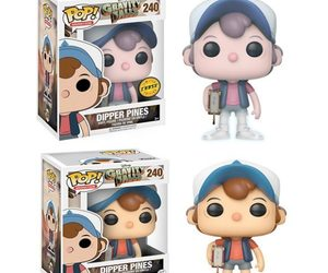 chase, glow, and funko pop image