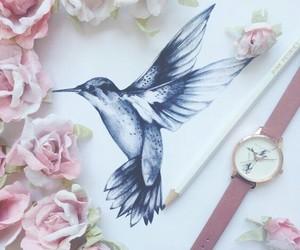 art, drawing, and tattooart image