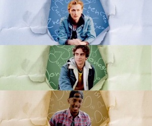 boys, bromance, and colors image