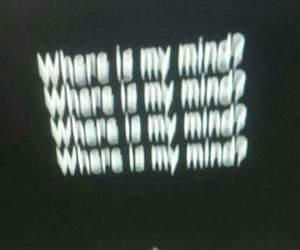 mind, black, and grunge image