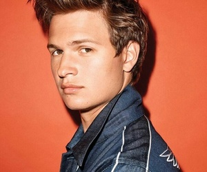 photoshoot, beauty, and ansel elgort image