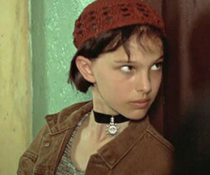 natalie portman, icon, and leon the professional image