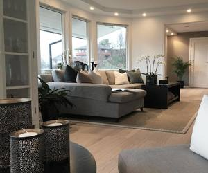 grey, gris, and living room image