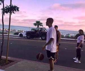 sunset, justin bieber, and justinbieber image