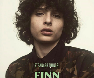 finn wolfhard, stranger things, and mike wheeler image