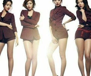 secret, song jieun, and han sunhwa image