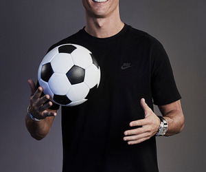 ball, Best, and cristiano ronaldo image