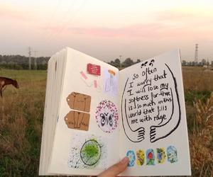 art, beauty, and inspiration image