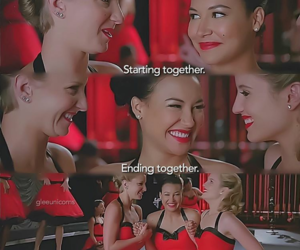 glee, gleek, and santana lopez image