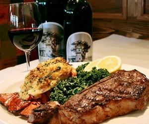 food and steak image