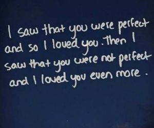 quotes, love, and perfect image