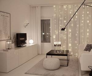 apartment, living room, and decor image