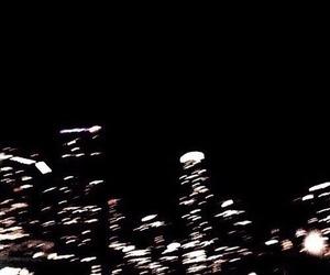 dark, city, and theme image