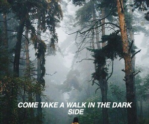 dark, lana, and Lyrics image