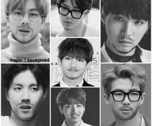 barba, chinos, and bts image