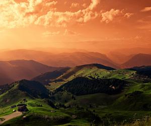 amazing, hills, and landscape image