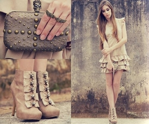 amazing, high heels, and lovely image