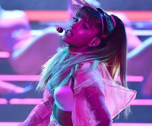 ariana grande, side to side, and singer image