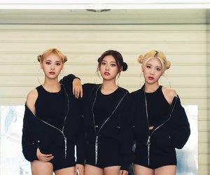korean, choerry, and kpop image