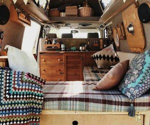 house, vanlife, and confortable image