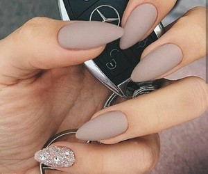 beautiful, matte, and beige image