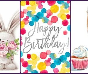 happy birthday and feliz cumlpleaños image