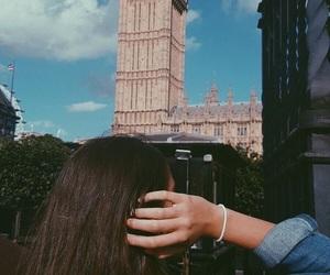 Big Ben, london, and travel image