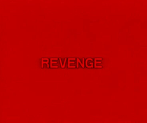 red and revenge image