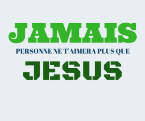 amour and jesus image