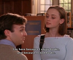 book and gilmore girls image