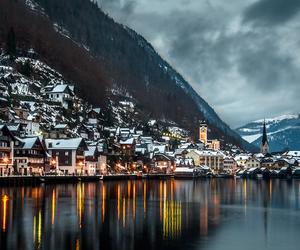 austria, cold, and sky image