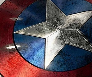 captain america, wallpaper, and Avengers image