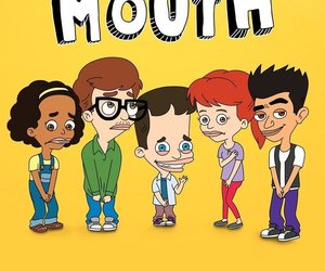 adolescentes, bigmouth, and tvseries image