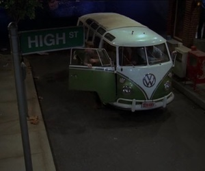 van, that 70's show, and high street image