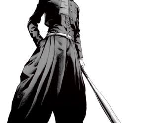 manga and one punch man image