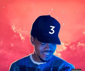 chance the rapper, coloring book, and music image
