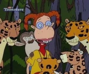 eliza thornberry and the wild thornberrys image
