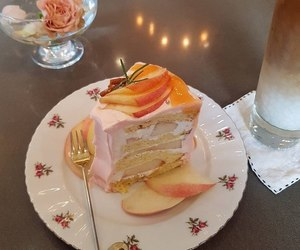 cake, tasty, and cutie image